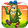 A Corn Dog Collect The Food Fair Maker's Hungry Fun Game FREE